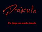 Dráscula: El Vampiro
