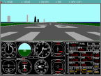 Microsoft Flight Simulator (v3.0)