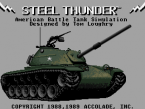 Steel Thunder