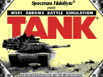 Tank: The M1A1 Abrams Battle Tank Simulation