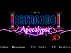 Terror of the Catacombs