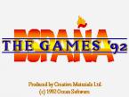 The Games '92 - España